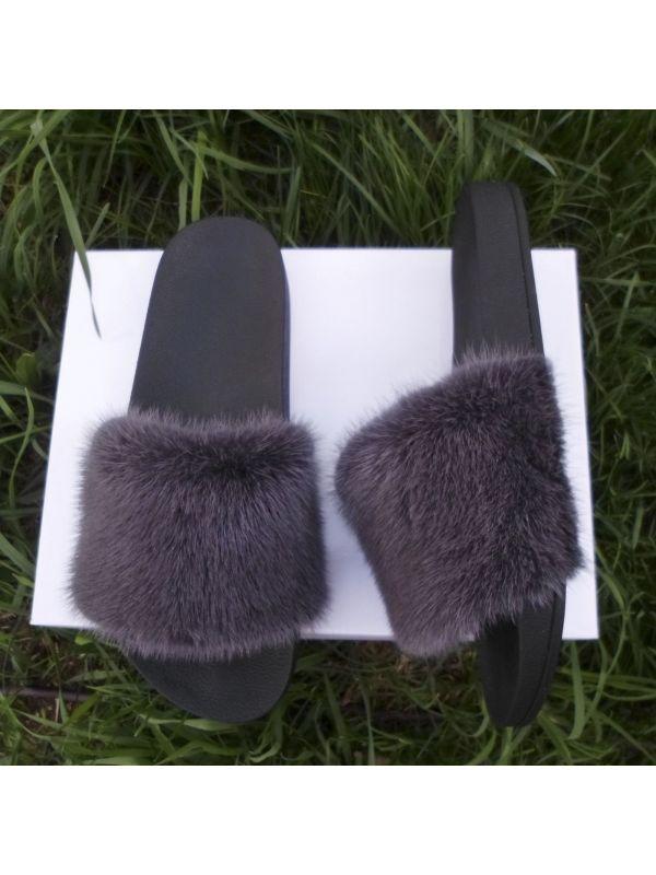 1845-2 Сабо норка серый